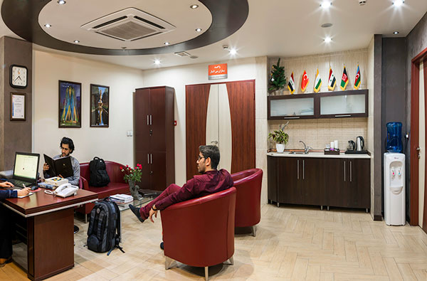 International Patient Department at Moheb Muhr Hospital